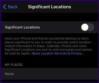 Melhor mapa da apple apresenta a etapa 7