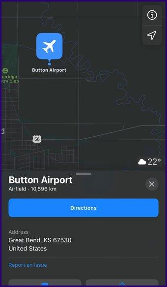 Melhor mapa da apple apresenta a etapa 10