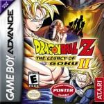Dragon Ball Z: O Legado de Goku II (GBA)