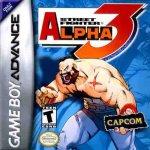 Street Fighter Alpha 3 (GBA)